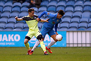 Stockport County FC 1-3 Boreham Wood FC 4.1.20