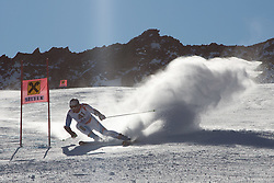 23.10.2011, Rettenbachferner, Soelden, AUT, FIS World Cup Ski Alpin, Herren, Riesenslalom, im Bild Silvan Zurbriggen (SUI) // during Mens ginat Slalom at FIS Worldcup Ski Alpin at the Rettenbachferner in Solden on 23/10/2011. EXPA Pictures © 2011, PhotoCredit: EXPA/ Johann Groder