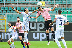 November 3, 2018 - Palermo, Sicilia, Italy - Palermo's Stefano Moreo in action during the serie B match between US Citta di Palermo and Cosenza at Stadio Renzo Barbera in Palermo, Italy, November 3, 2018. (Credit Image: © Guglielmo Mangiapane/Pacific Press via ZUMA Wire)