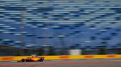 September 28, 2018 - Sochi, Russia - Motorsports: FIA Formula One World Championship 2018, Grand Prix of Russia, .#2 Stoffel Vandoorne (BEL, McLaren F1 Team) (Credit Image: © Hoch Zwei via ZUMA Wire)
