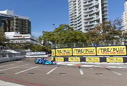 March 8, 2019 - St. Petersburg, Florida, U.S. - FELIX ROSENQVIST (10) of Sweeden goes through the turns during practice for the Firestone Grand Prix of St. Petersburg at Temporary Waterfront Street Course in St. Petersburg, Florida. (Credit Image: © Walter G Arce Sr Asp Inc/ASP)