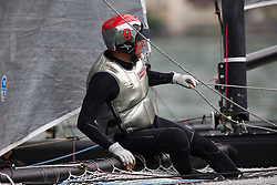 Third day of the Austria Cup 2014, 30-05-2014 (28 May - 1 June 2014). Gmunden - Lake Traunsee - Austria.