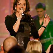 NLD/Hilversum/20101216 - Uitreiking Sterren.nl Awards, Optreden Sieneke