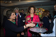 AMINATTA FORNA;  Fortnum and Mason and Quartet books host a celebration for the publication of  The White Umbrella by Brian Sewell. Illustrated by Sally Ann Lasson. Fortnum and Mason. Piccadilly. London. 3 March 2015.