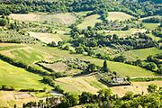 Rural landscape, Orvieto, Umbria, Italy