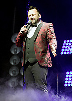 X FACTOR star Danny Tetley sent to prison for nine years today  24th of jan 2020 for using his fame to beg children to send him indecent pictures in exchange for cash, Danny Tetley  xfactor live tour Birmingham ,17th feb 2019photo by Steph Teague