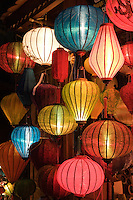 Hoi An is well known throughout Asia for its hand made crafts, particularly silk lamps and lanterns.  Other specialties include tailor made clothing and hand carved wooden items.
