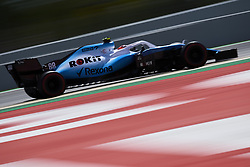 May 11, 2019 - Barcelona, Catalonia, Spain - Robert Kubica of Poland driving the (88) Williams Racing FW42 during qualifying for the F1 Grand Prix of Spain at Circuit de Barcelona-Catalunya on May 11, 2019 in Barcelona, Spain. (Credit Image: © Jose Breton/NurPhoto via ZUMA Press)