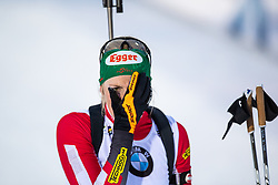 March 8, 2019 - –Stersund, Sweden - 190308 Lisa Theresa Hauser of Austria looks dejected after the Women's 7.5 KM sprint during the IBU World Championships Biathlon on March 8, 2019 in Östersund..Photo: Johan Axelsson / BILDBYRÃ…N / Cop 245 (Credit Image: © Johan Axelsson/Bildbyran via ZUMA Press)
