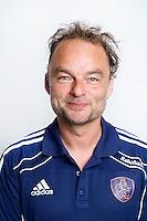 ROTTERDAM -  Thomas Tichelman, Nederlands Hockeyteam Mannen. FOTO KOEN SUYK voor KNHB