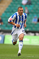 Football<br /> Coca Cola Football League One<br /> Brighton and Hove Albion vs Wycombe Wanderers at The Withdean Stadium, Brighton<br /> Brighton's Gary Hart<br /> 05/09/2009<br /> Credit Colorsport / Shaun Boggust