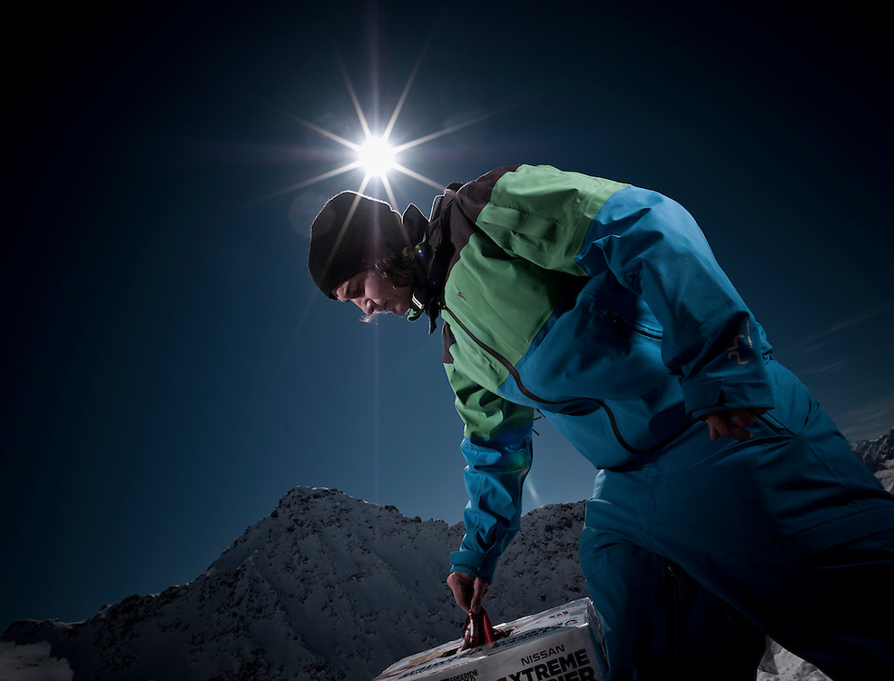 EVENT: NISSAN XTREME VERBIER 2011 BY SWATCH, RIDER: SEBASTIEN HANNEMANN - GER, STYLE: LIFESTYLE<br /> Freeride World Tour 2011 - Six locations around the world, Chamonix Mont-Blanc, Engadin St Moritz, Sochi, Kirkwood, Fieberbrunn and Verbier have been selected for the 4th edition of the Freeride World Tour.<br /> The planet's top freeride skiers and snowboarders, men and women travel around the world to prove their skills on some of the most challenging faces.<br /> www.freerideworldtour.com