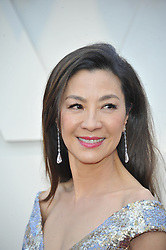 91st Annual Academy Awards - Arrivals. 24 Feb 2019 Pictured: Michelle Yeoh. Photo credit: Jaxon / MEGA TheMegaAgency.com +1 888 505 6342