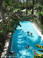La Gruta Hot Springs near San Migule de Allende, Mexico