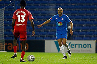 Lois Maynard. Stockport County FC 4-0 Chesterfield FC. Emirates FA Cup. 4.11.20