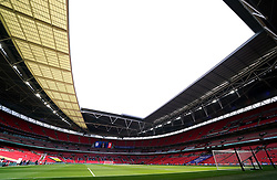 File photo dated 29-05-2021 of a general view of Wembley Stadium, London. Picture date: Saturday May 29, 2021. Issue date: Tuesday June 1, 2021.