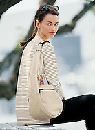We created this image for a fashion catalog, in which Colby is sellling us her sholderbag.