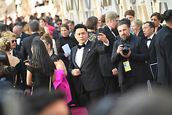February 24, 2019 - Los Angeles, California, U.S - JON M. CHU during red carpet arrivals for the 91st Academy Awards, presented by the Academy of Motion Picture Arts and Sciences (AMPAS), at the Dolby Theatre in Hollywood. (Credit Image: © Kevin Sullivan via ZUMA Wire)