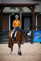 Blom Merel, (NED), Rumour Has It<br /> World Equestrian Games - Tryon 2018<br /> © Hippo Foto - Sharon Vandeput<br /> 11/09/2018