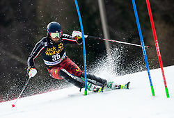 BROWN Phil of Canada during the Audi FIS Alpine Ski World Cup Men's Slalom 58th Vitranc Cup 2019 on March 10, 2019 in Podkoren, Kranjska Gora, Slovenia. Photo by Matic Ritonja / Sportida