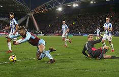 Huddersfield v Burnley - 30 Dec 2017