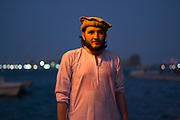 Portraits from Doha and surrounding neighbourhoods.
