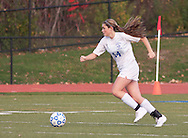 Middletown, New York  -Wallkill High School plays Goshen in the Section 9 Class A championship game on Oct. 30, 2014.