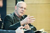 31 JAN 2019, BERLIN/GERMANY:<br /> Dr. phil. Guenter Seufert, Senior Fellow, Stiftung Wissenschaft und Politik, Außenpolitischer Jahresausblick 2019, AK Junge AUßenpolitiker der Konrad-Adenauer-Stiftung, KAS, Akademie der KAS<br /> IMAGE: 20190131-02-124<br /> KEYWORDS: Günter Seufert
