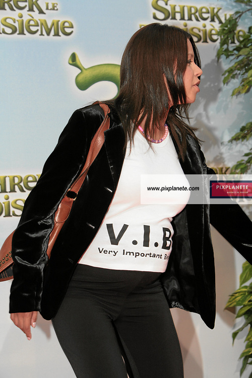 Séverine Ferrer - Avant Première à Paris du troisième volet de Shrek - 7/6/2007 - JSB / PixPlanete