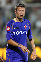 Fotball<br /> Italia<br /> Foto: Inside/Digitalsport<br /> NORWAY ONLY<br /> <br /> Adrian Mutu Fiorentina<br /> <br /> 30.07.2008<br /> Fiorentina v Barcelona (1-3)