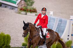 Balsiger Bryan, SUI, Twenty Two Des Biches, 381<br /> Olympic Games Tokyo 2021<br /> © Hippo Foto - Dirk Caremans<br /> 06/08/2021