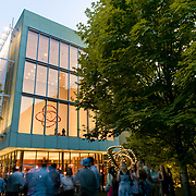 Isabella Stewart Gardner Museum, New wing designed by Renzo Piano, Boston, MA