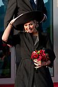Koningin Maxima bezoekt Lely Campus