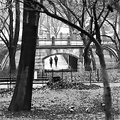 New York City - black & white