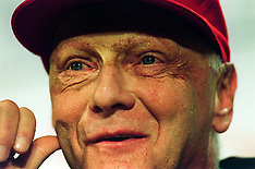 Niki Lauda dies at 70 - 21 May 2019