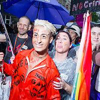 Liverpool Pride March 2015