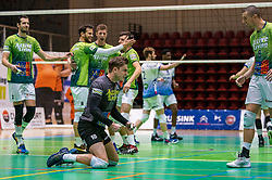 Rob Jorna of Orion during the league match between Active Living Orion vs. Amysoft Lycurgus on March 20, 2021 in Doetinchem.
