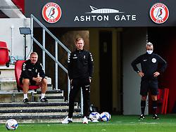 New Head Coach Dean Holden of Bristol City - Rogan/JMP - 21/08/2020 - Ashton Gate Stadium - Bristol, England - Bristol City v Cheltenham Town - Pre Season Friendly.
