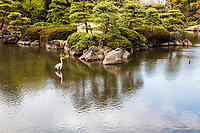 Sumida Park Japanese Pond Garden - Sumida Park is one of the best 100 Sakura Spots in Japan with more than a thousand 1000 cherry trees planted on both sides of the park, which straddles the Sumida River. Formerly the garden was the private domain of the 8th Shogun of Tokugawa, Later it was opened to the public and is now maintained by Tokyo city government.