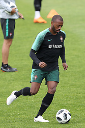 May 30, 2018 - Lisbon, Portugal - Portugal's midfielder Manuel Fernandes in action during a training session at Cidade do Futebol (Football City) training camp in Oeiras, outskirts of Lisbon, on May 30, 2018, ahead of the FIFA World Cup Russia 2018 preparation matches against Belgium and Algeria...........during the Portuguese League football match Sporting CP vs Vitoria Guimaraes at Alvadade stadium in Lisbon on March 5, 2017. Photo: Pedro Fiuzaduring the Portugal Cup Final football match CD Aves vs Sporting CP at the Jamor stadium in Oeiras, outskirts of Lisbon, on May 20, 2015. (Credit Image: © Pedro Fiuza/NurPhoto via ZUMA Press)