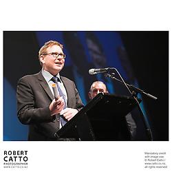 Magritek at the Wellington Region Gold Awards 07 at TSB Arena, Wellington, New Zealand.