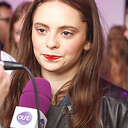 NLD/Amsterdam/20160409 - Eurovision in Concert 2016, Francesca Michielin uit Italie / Italy
