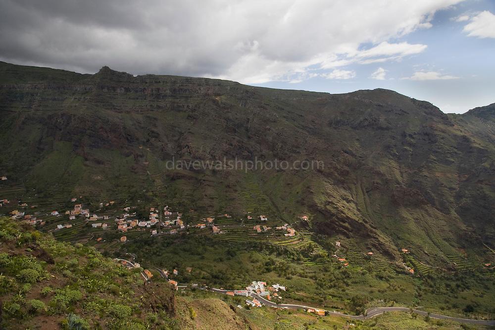 Valle Gran Rey, La Gomera, Canary Islands