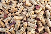 Dutton Goldfield tasting room corks
