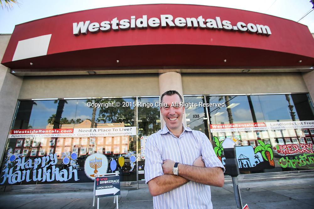 Kevin Miller, Westside Rentals in Santa Monica.(Photo by Ringo Chiu/PHOTOFORMULA.com)<br /> <br /> Usage Notes: This content is intended for editorial use only. For other uses, additional clearances may be required.