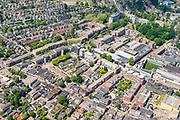 Nederland, Gelderland, Apeldoorn, 29-05-2019; Binnenstad Apeldoorn.<br /> Apeldoorn, town centre.<br /> luchtfoto (toeslag op standard tarieven);<br /> aerial photo (additional fee required);<br /> copyright foto/photo Siebe Swart
