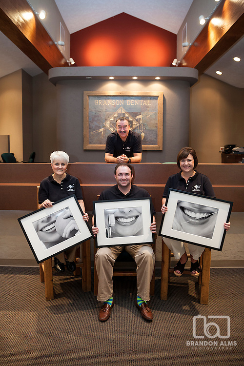 Staff of Branson Dental Center located in Branson, MO.