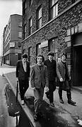 THE Buzzcocks in Manchester 1979