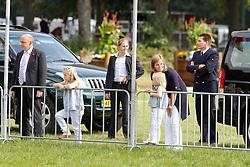 Princesses Amalia and Ariana visiting Breda Hippique <br /> Breda Hippique 2010<br /> © Dirk Caremans
