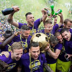 20150530: SLO, Football - Prva liga Telekom Slovenije 2014/15, NK Maribor vs FC Luka Koper